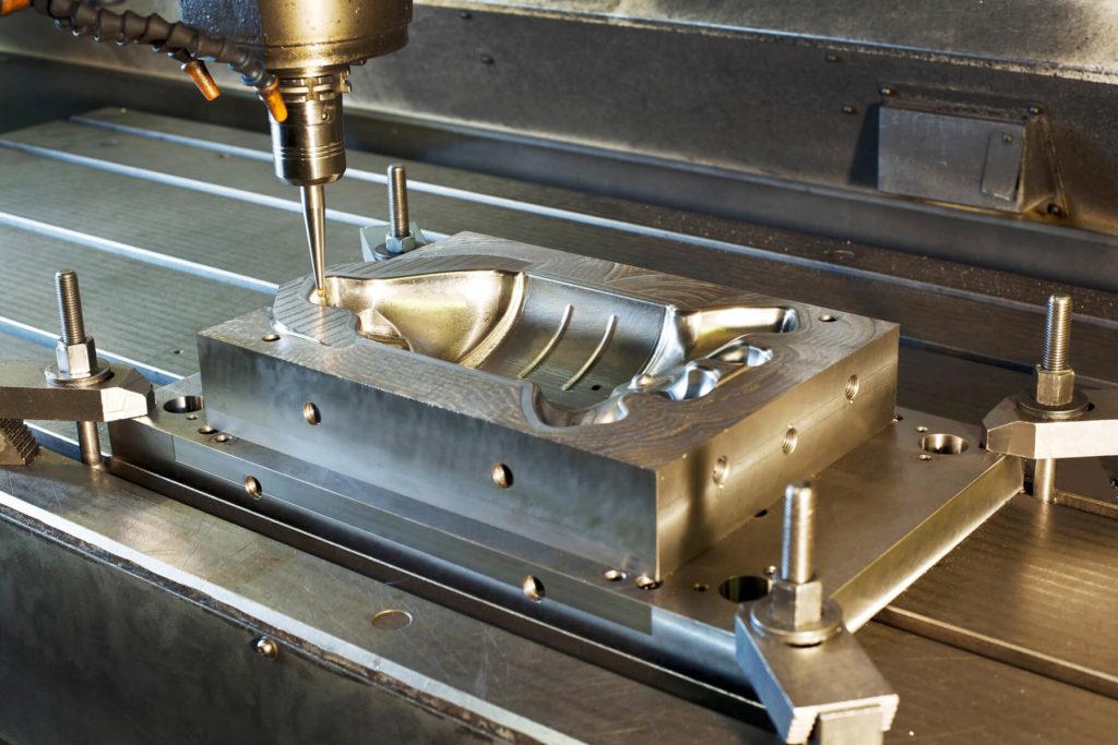 CNC Frästeile Herstellung